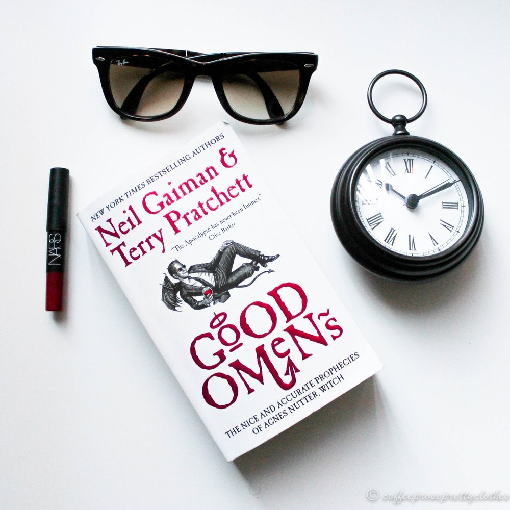 Book Club: Good Omens — Coffee, Prose, and Pretty Clothes