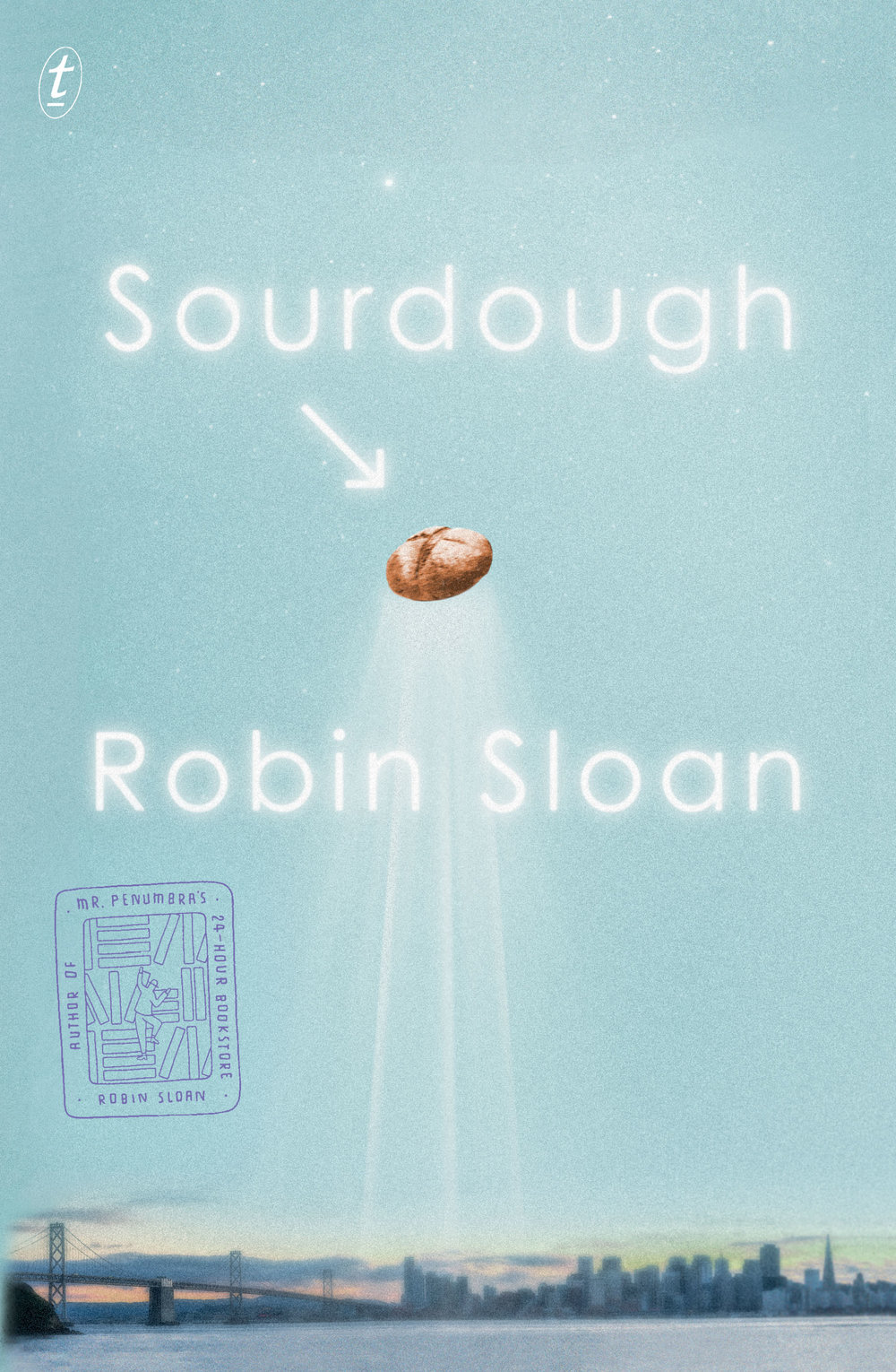 Sourdough by Robin Sloan - When Jen offered to write today's book review, I knew my readers and I would all be in for a treat! Jen has the best taste in books (which makes sense as she's a librarian) and her reviews are always great. I had never heard of the book Sourdough until she brought it up and upon reading the review, I picked it up on Audible.com. Check it out, guys:
