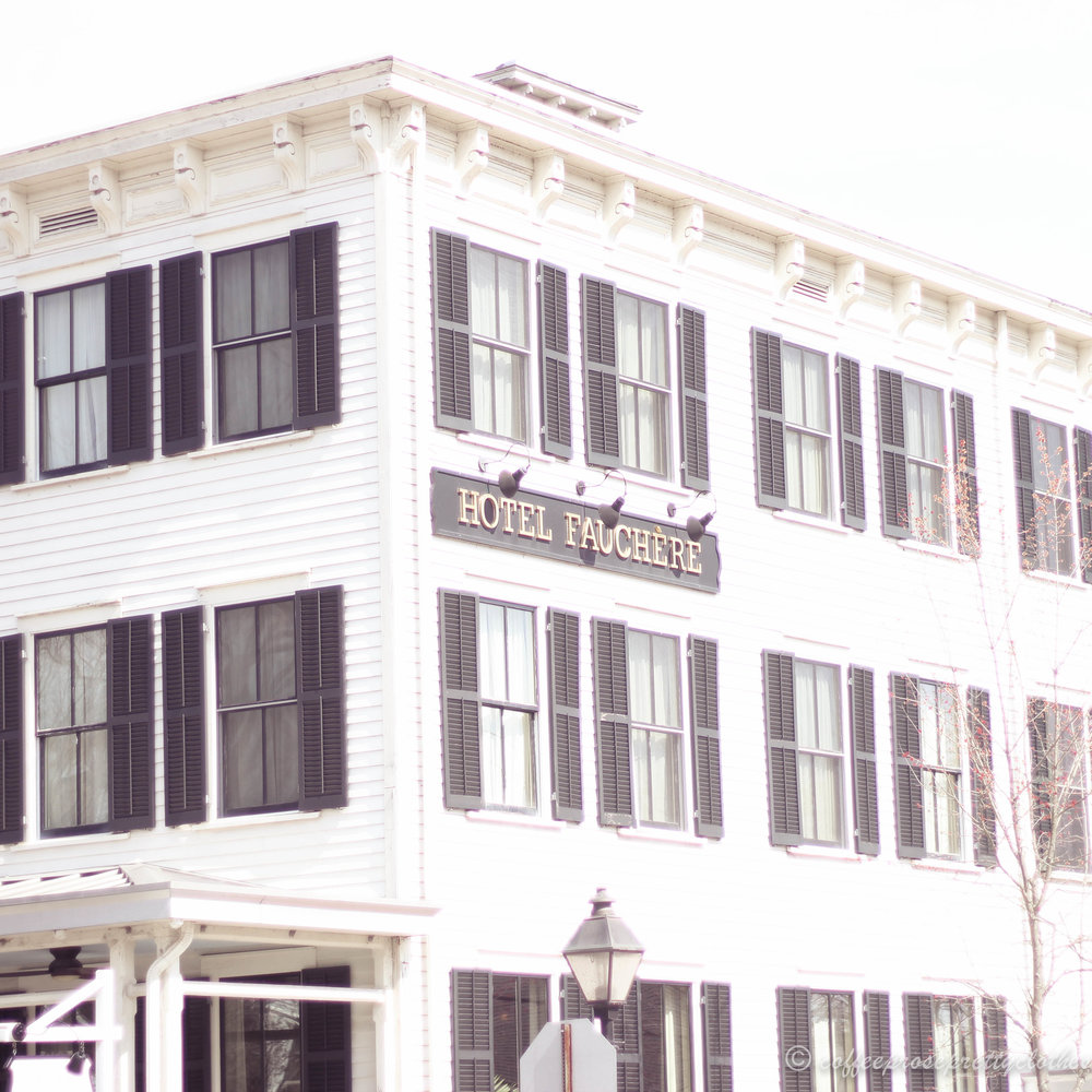 Hotel Fauchere in Milford, PA