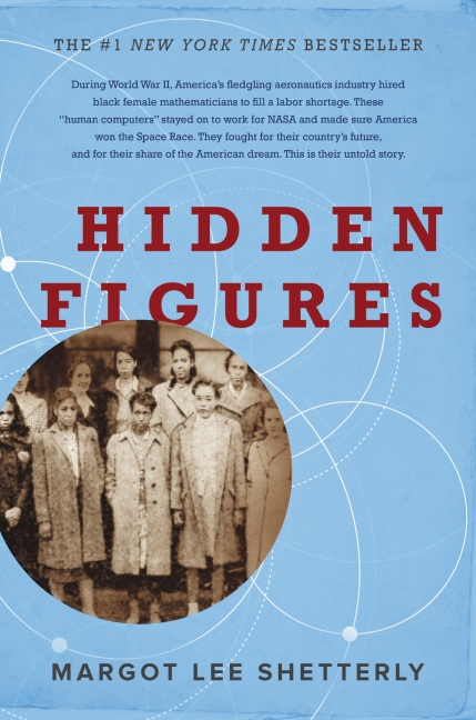 Hidden Figures by Margot Lee Shetterly - I first watched the movie Hidden Figures on a plane ride from Hawaii, though it wasn't just because I was bored. A movie about women of color kicking ass in NASA during a time they were written off? Sign me up! I hadn't read the book though and had been wondering how it held up against the movie adaptation. I was so excited to read the review for it when my best librarian friend, Jen, offered to write it.