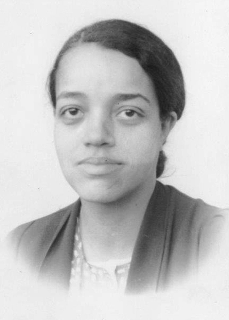 Dorothy Vaughan became the first black supervisor at the National Advisory Committee for Aeronautics (NACA), a precursor of NASA, in 1949. Credit: NASA