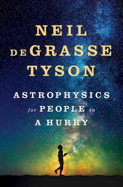 Astrophysics for People in a Hurry by Neil DeGrasse Tyson - I've always been interested in astrophysics and after binge-watching Cosmos: A Spacetime Odyssey, I had been interested in learning more about what Neil DeGrasse Tyson had to say. I'm so glad that Jen reviewed his book!