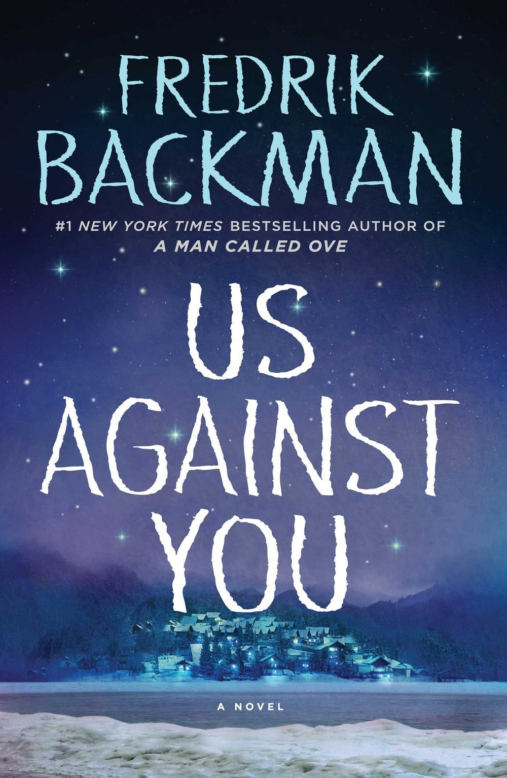 Us Against You by Frederik Backman - I marked my calendar for this sequel to Beartown the minute I finished it. I pre-ordered this book on Amazon because I'm the biggest fan of the writer, I got it in various forms - Audible version and Kindle version. I've finished it but I'm honestly thinking of reading it again! I'm so excited to review this book for you guys today.