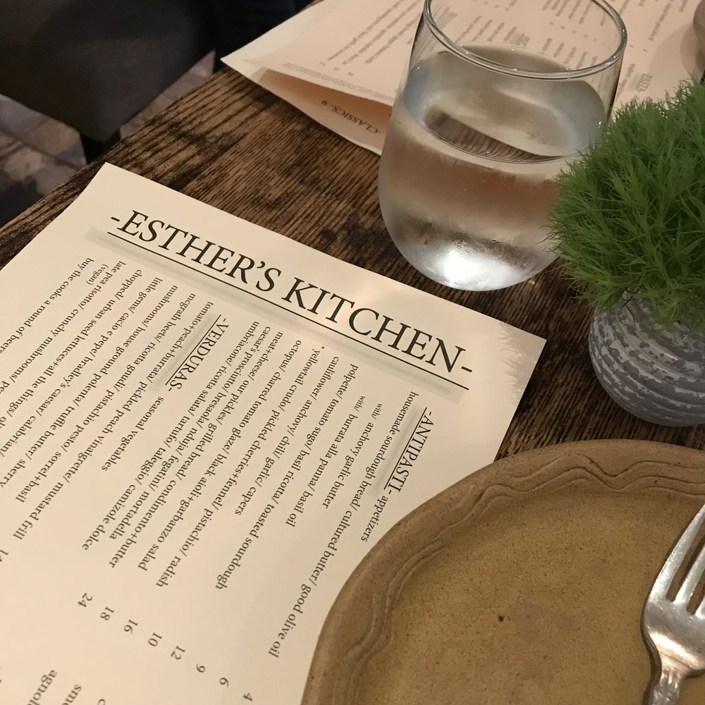 Esther's Kitchen Las Vegas