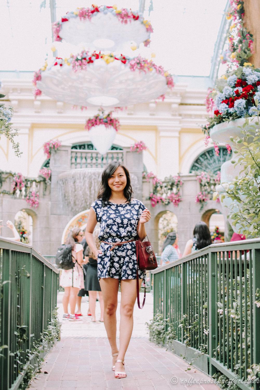 Bellagio Conservatory Las Vegas