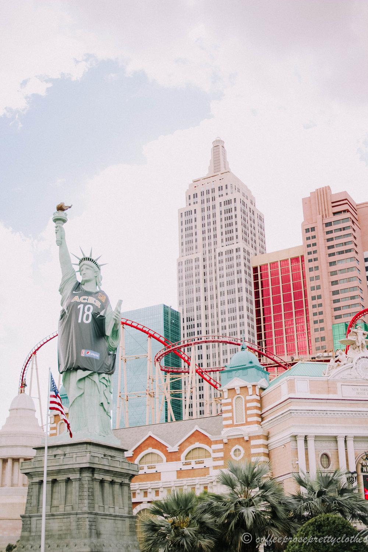 New York-NewYork Hotel Las Vegas