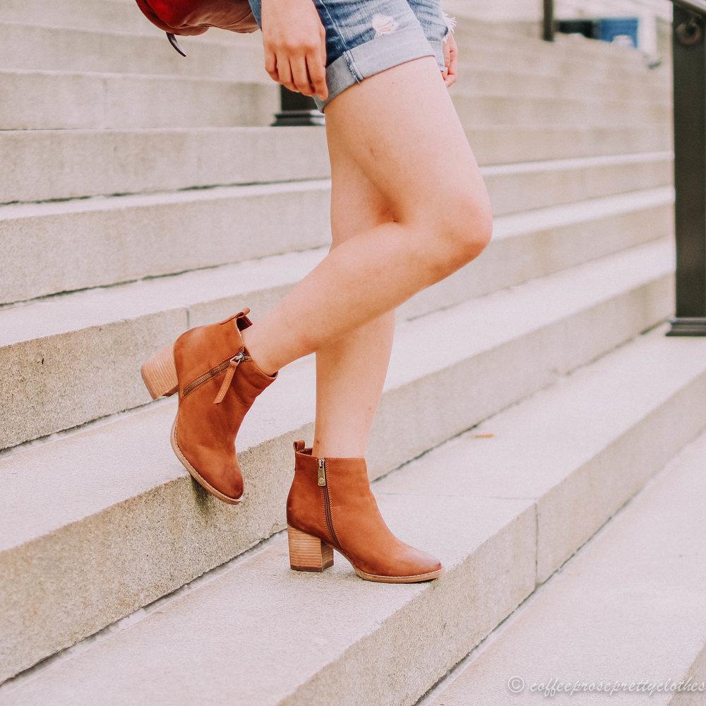 Blondo Nova booties