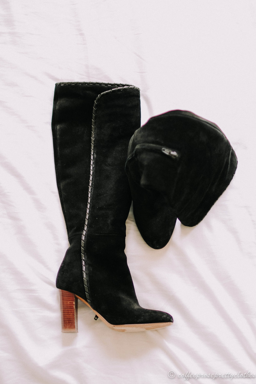 Sezane High Gabriella boots