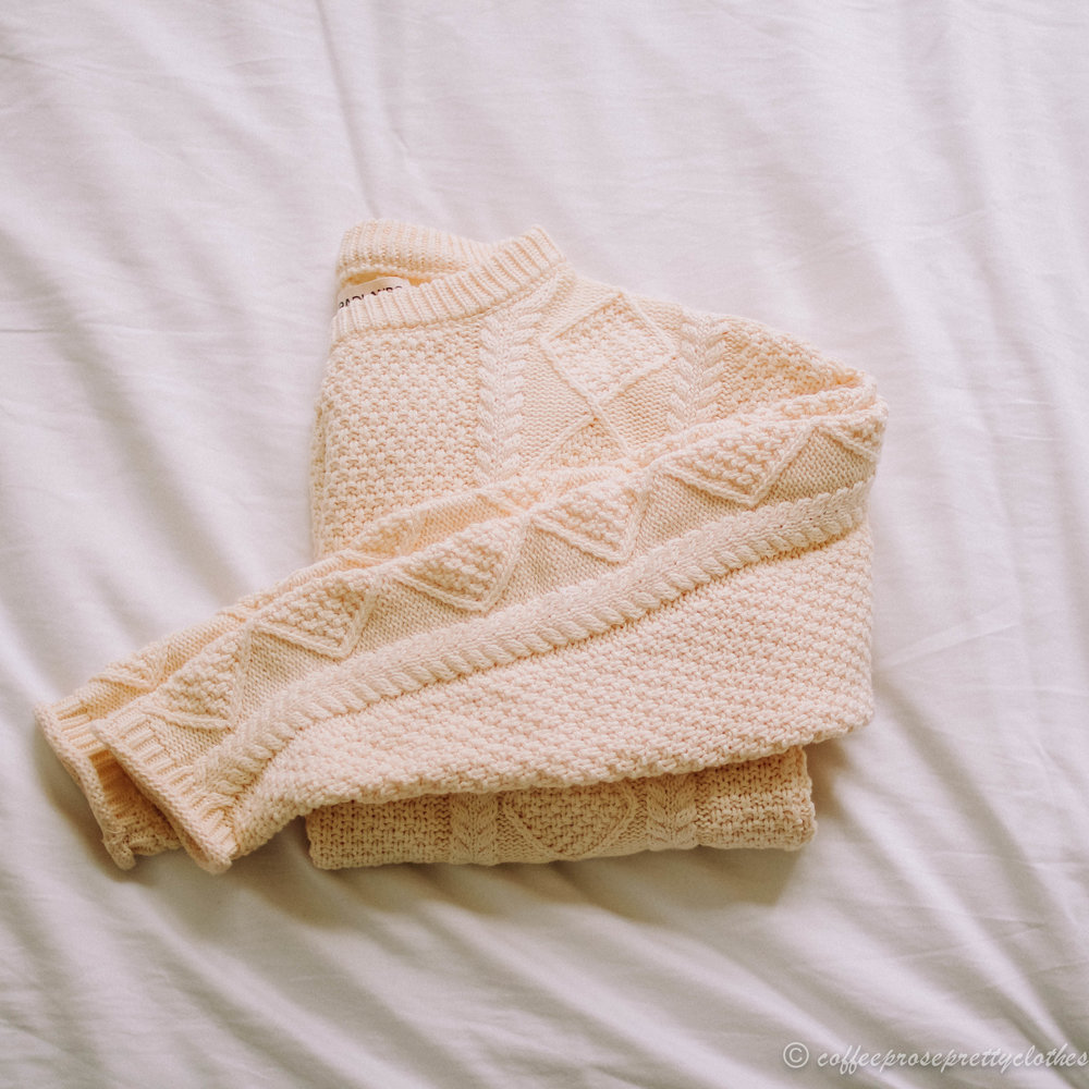 Tradlands Modern Fisher's Sweater