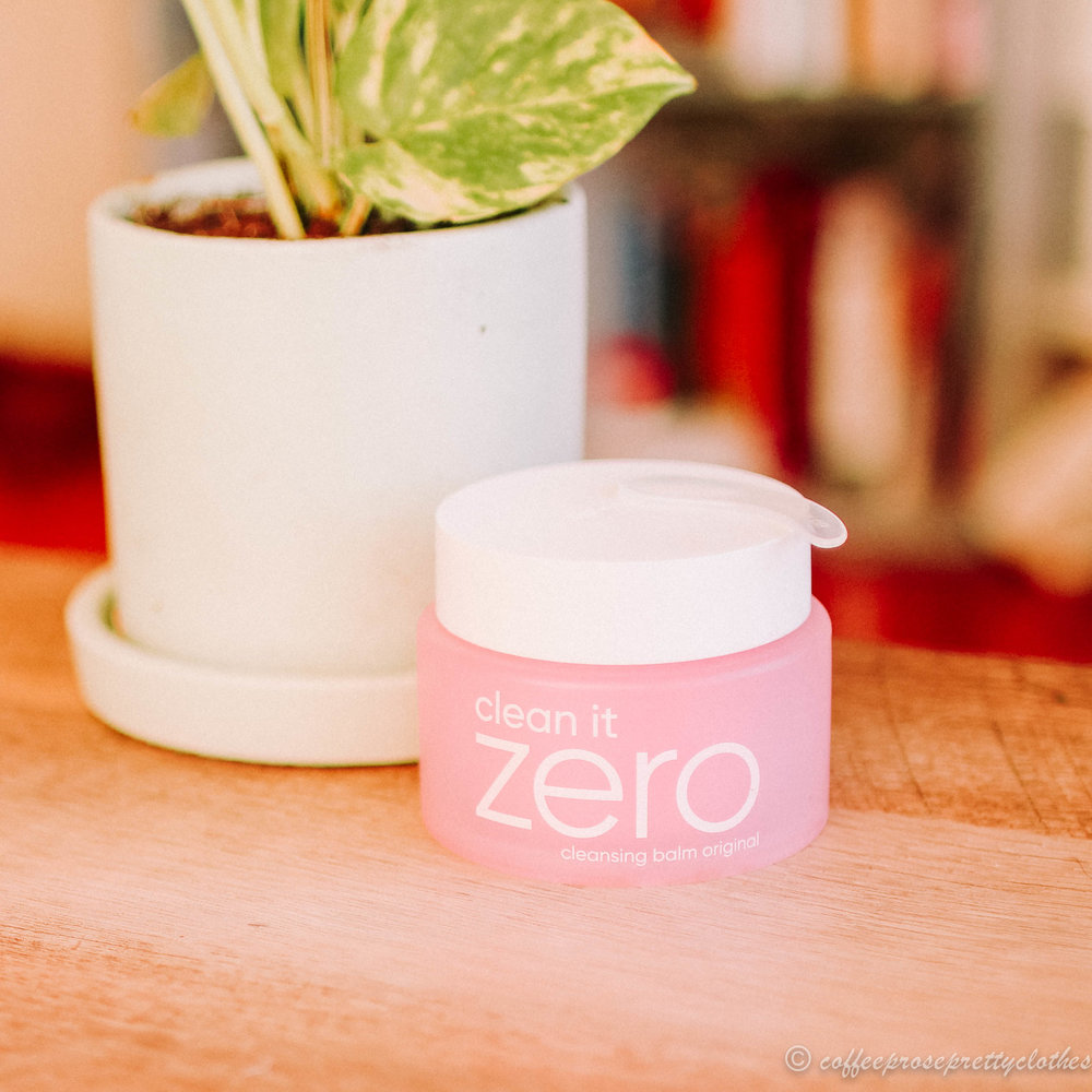 Banila Co Clean it Zero Cleansing Balm
