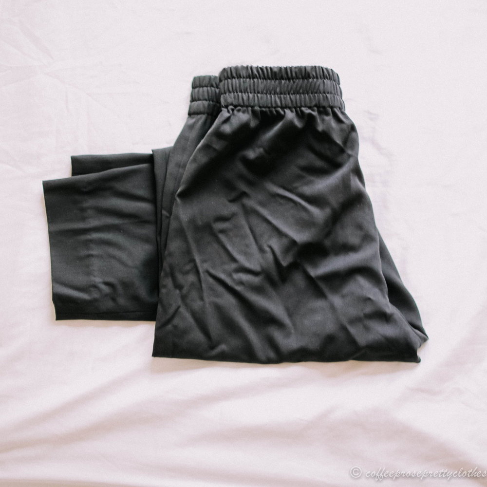 Everlane easy pants