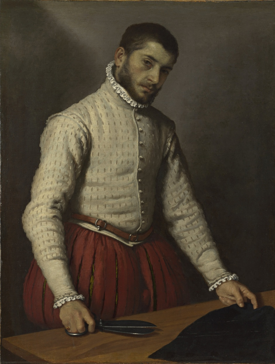 - Painting by Giovanni Battista Moroni