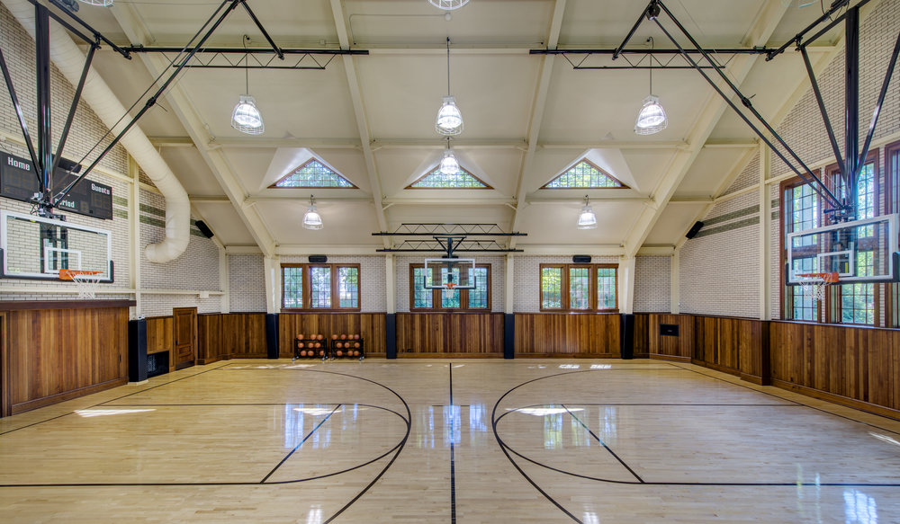 Luxury Gymnasium