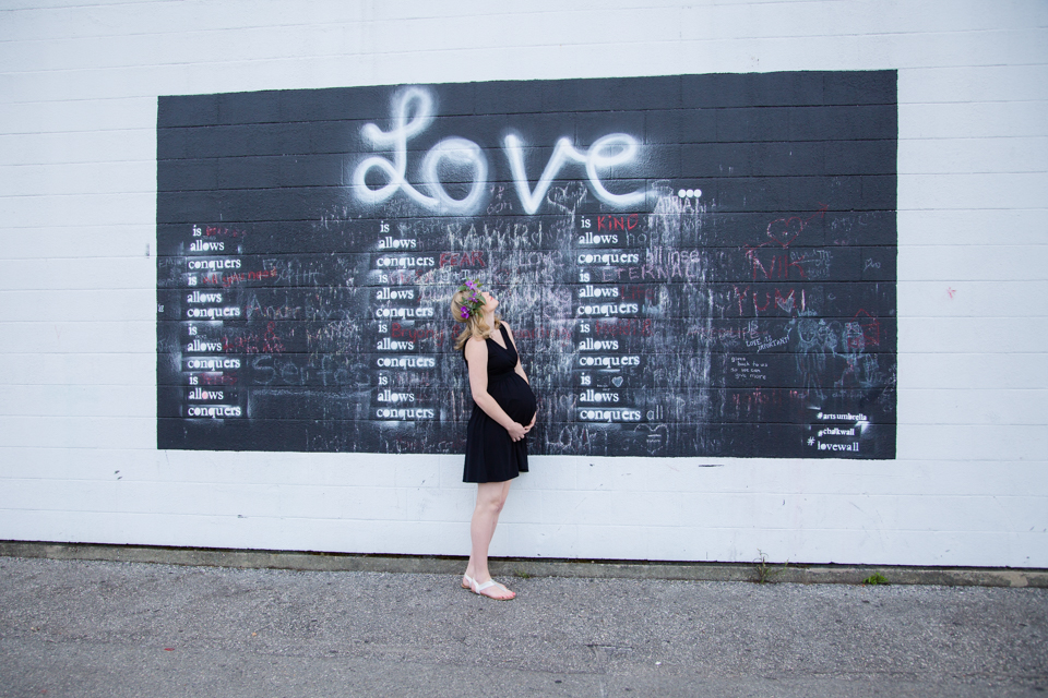 Granville Island Maternity Photography
