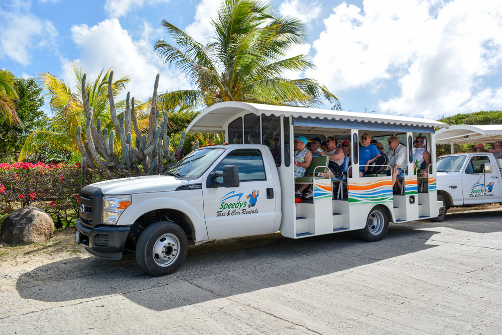 speedy's bus virgin gorda