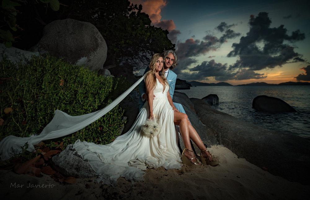 Wedding at CocoMaya Photo by Mar Javierto