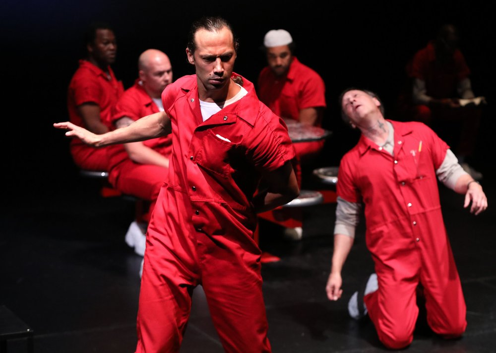 "COUNT - KENAN THEATER, Aug 23-27, 2017 Based on years of conversations with men sentenced to die in prison, Count invites us right into the stark otherworld of death row, a world that is both incredibly dissimilar and sometimes disturbingly similar to our own. During the course of the play, six men seek to discover what truly constitutes a life well-lived. As we join their lively, difficult, and ultimately affirming search for what ancient philosophers called ""the good life,"" we are challenged and transformed by the recognition that we are all struggling for the same things."