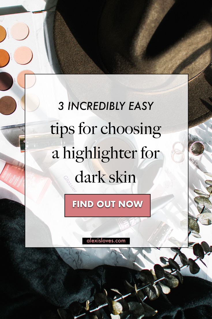best makeup highlighters women of color
