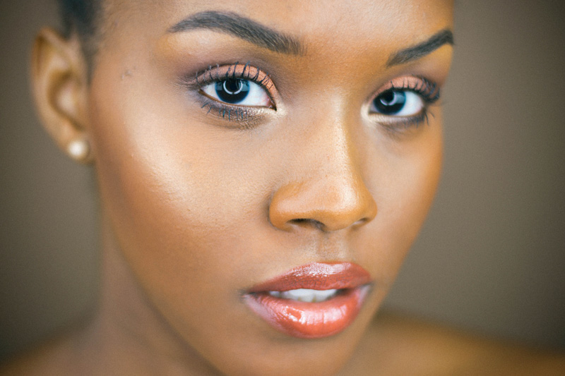 find the perfect highlighter for women of color