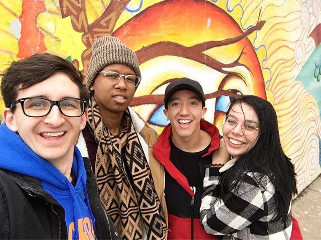 Hey look Instagram, I found my friends in Rock Island, Illinois!