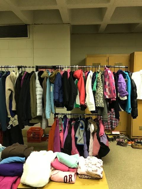 Creating Clothing Closets