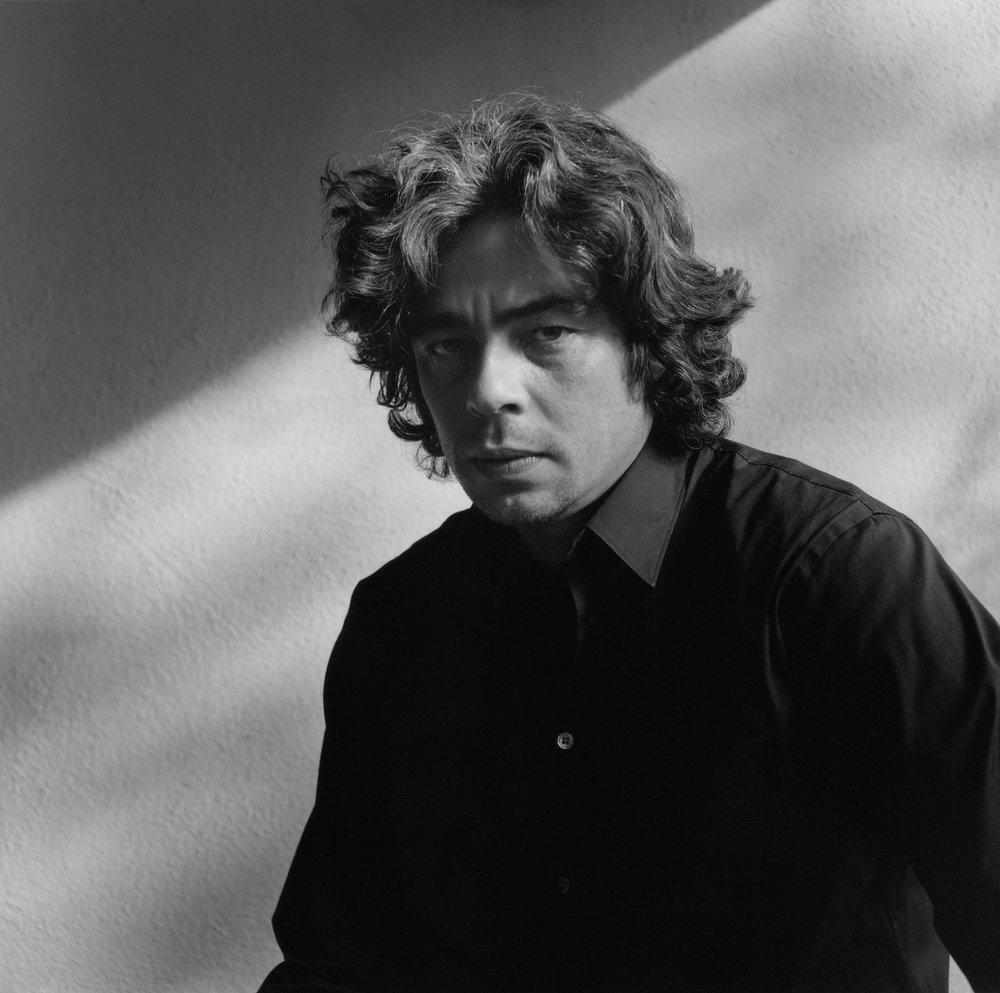 Benicio del Toro by JochiMelero