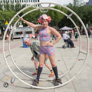 7) Summer Festivals - Summer in Edmonton is marked by an endless array of festivals to keep residents entertained in the hot weather. Some of our favourites are the Fringe Festival, Folk Festival, K-Days, the Shakespeare Festival, and the Bacon Festival!Image via @cannonart_photography
