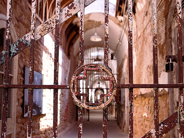 Eastern State Penitentiary in Philadelphia
