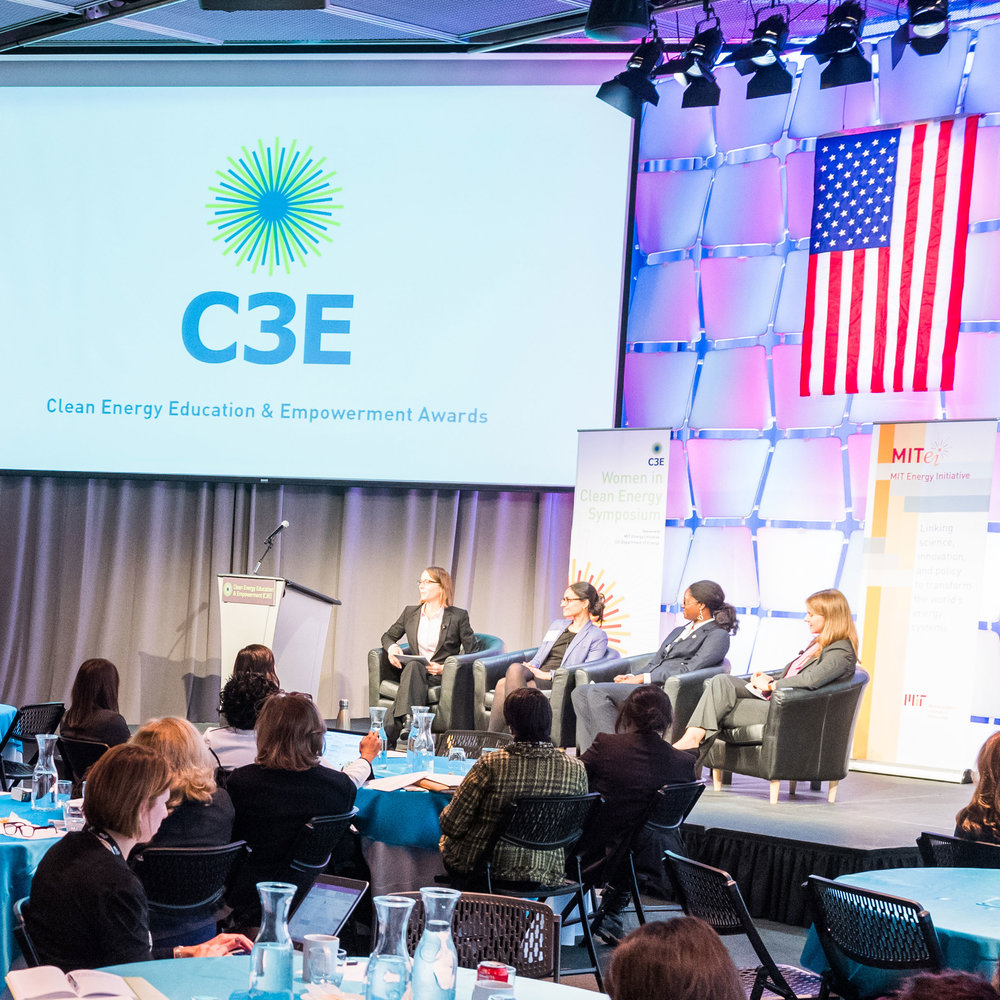 Who We Are - Closing the gender gap and increasing the participation, leadership, and success of women in clean energy fields are the goals of the U.S. Clean Energy Education and Empowerment (C3E) Initiative.More ›