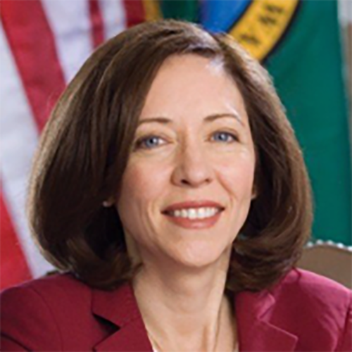 Maria Cantwell - United States Senator, Washington
