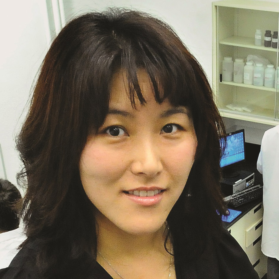 Alissa Park - 2018, Research Award