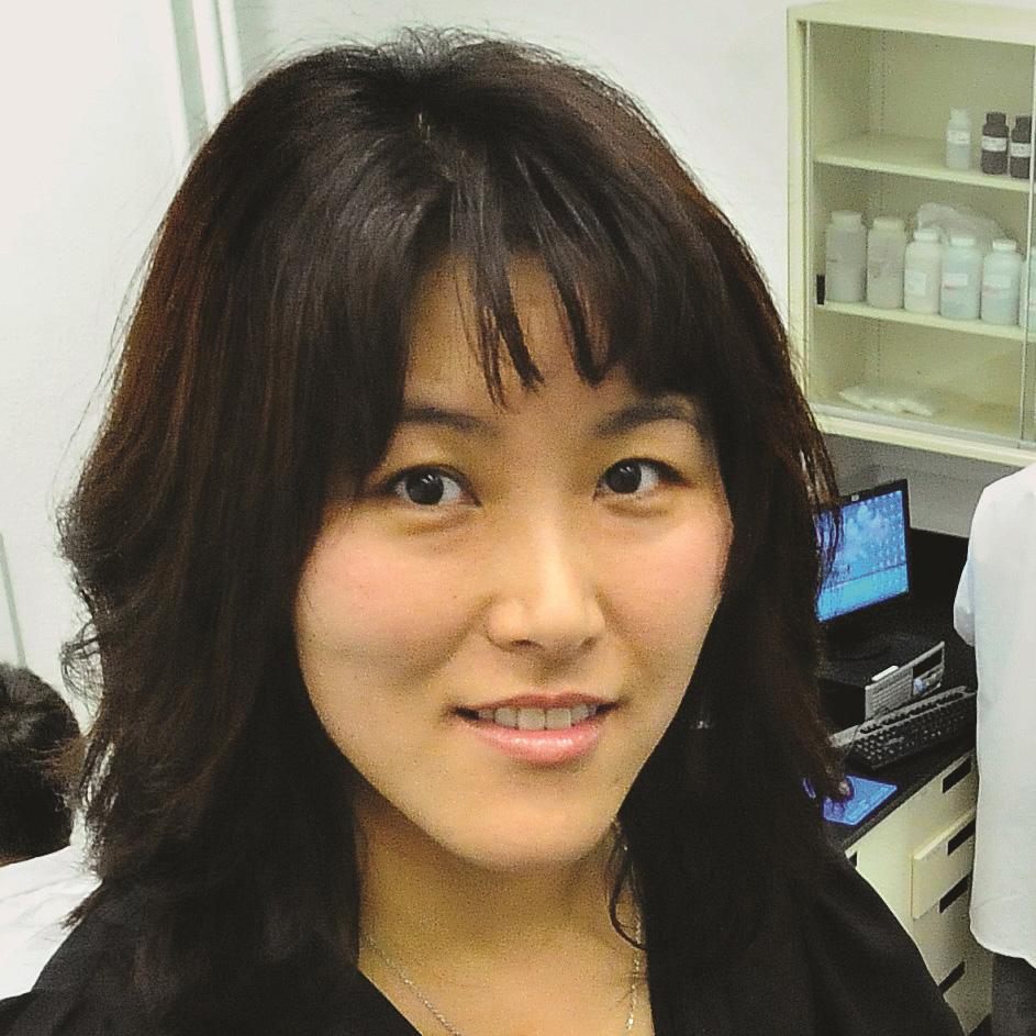 Alissa Park - 2018, Research Award
