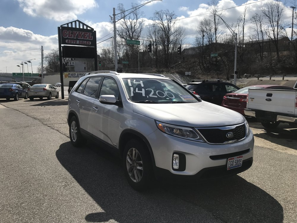 Having Undergone A More Extensive Update Than Its Mildly Refreshed Exterior  Would Suggest, The 2014 Kia Sorento Is Now An Even More Appealing Package  For ...