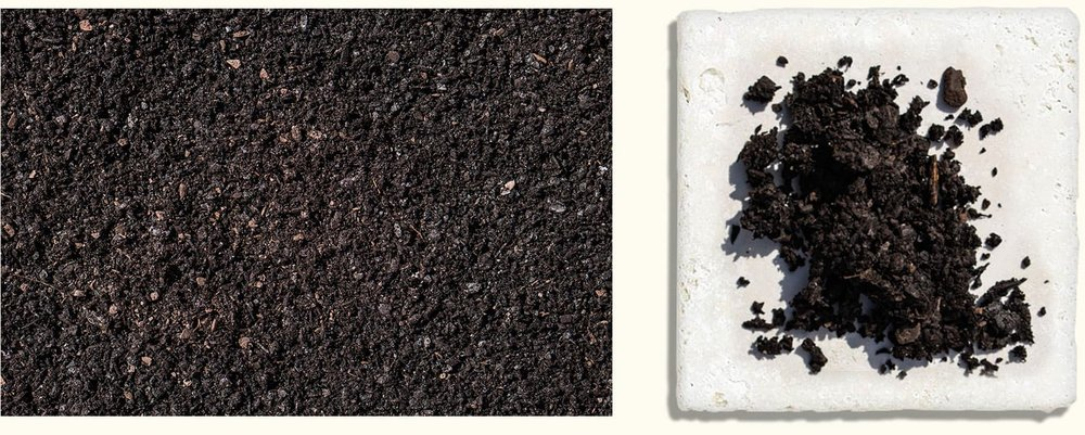 Southern Pine Bark Fines $49.99+ - This triple-ground southern pine bark mulch is easier to spread and will decompose and enrich the soil faster.