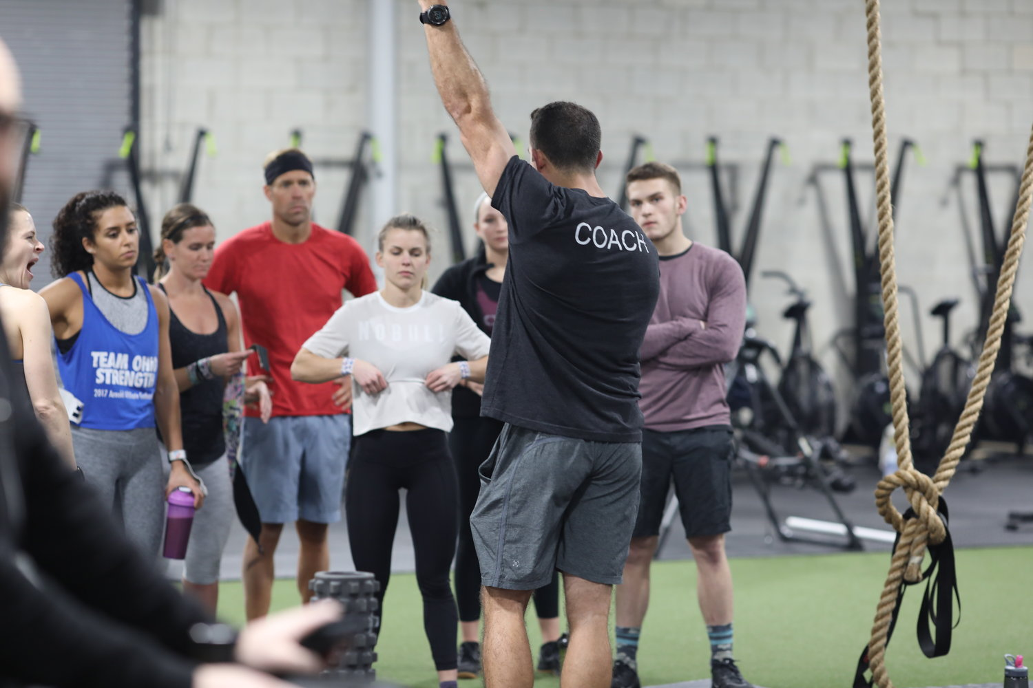The Best Group Fitness Training In Columbus