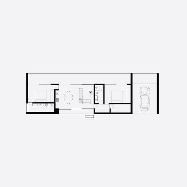 Cabin 001. Location: Pender Harbour, BC, Canada. Area: 975 sq.ft. 2018 - current. . . . . . #architecture #cabin #minimalism