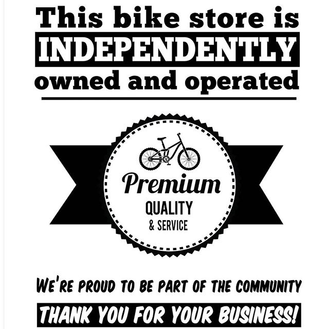 We're just over 2 weeks away from Bike Store Day 2019 - the one day of the year where Canadian bike shops from coast to coast to coast join together to celebrate everything that they do for canadian business, health, fitness, and transportation. LOCAL BIKE STORES! REGISTER YOUR EVENT TODAY! Link in profile. #BikeStoreDay #bikestoreday2019 #bikeshopday #supportyourlocalbikeshop