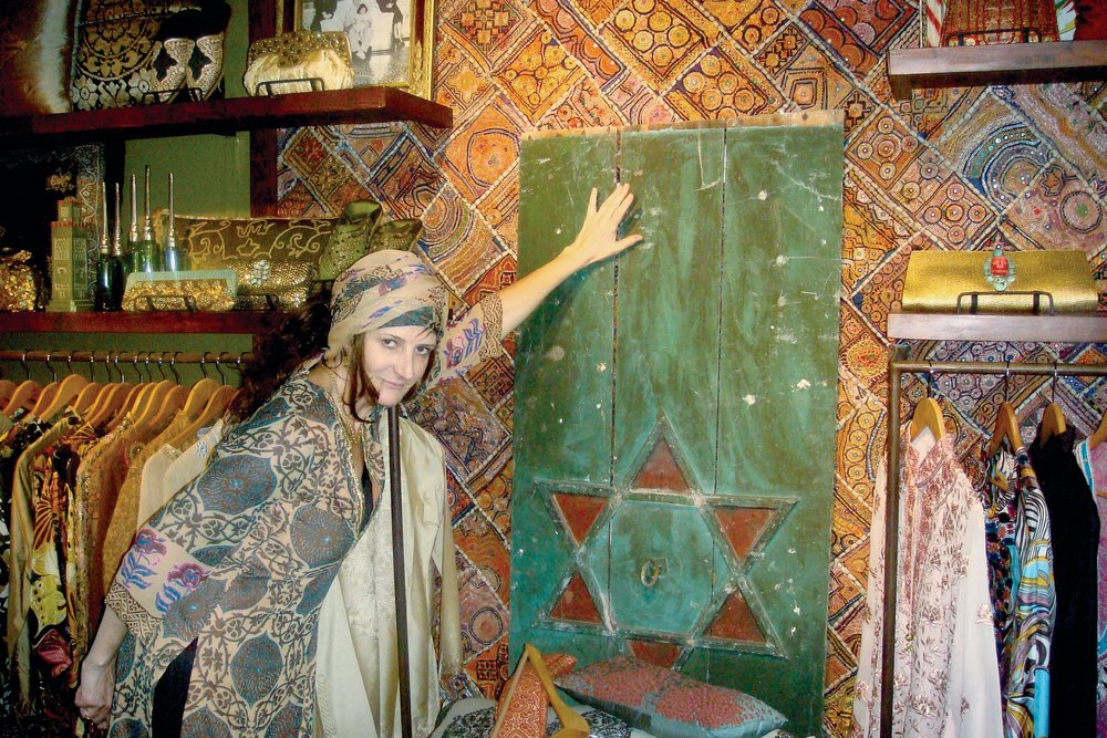 222Kathryn by green door in morocco.jpg