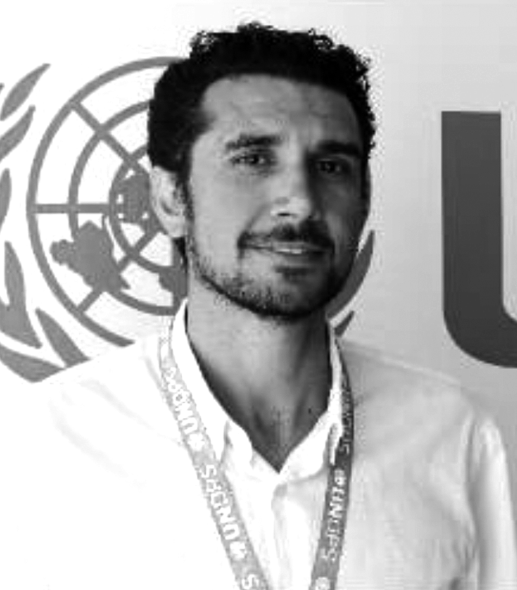 MARCUS MCKAY   Sustainability professional - Marcus is currently positioned as supply chain risk officer at UNOPS head office in Copenhagen,  working on the development of a framework for supplier due diligence and compliance, human rights, ethical conduct, and environmental responsibility.