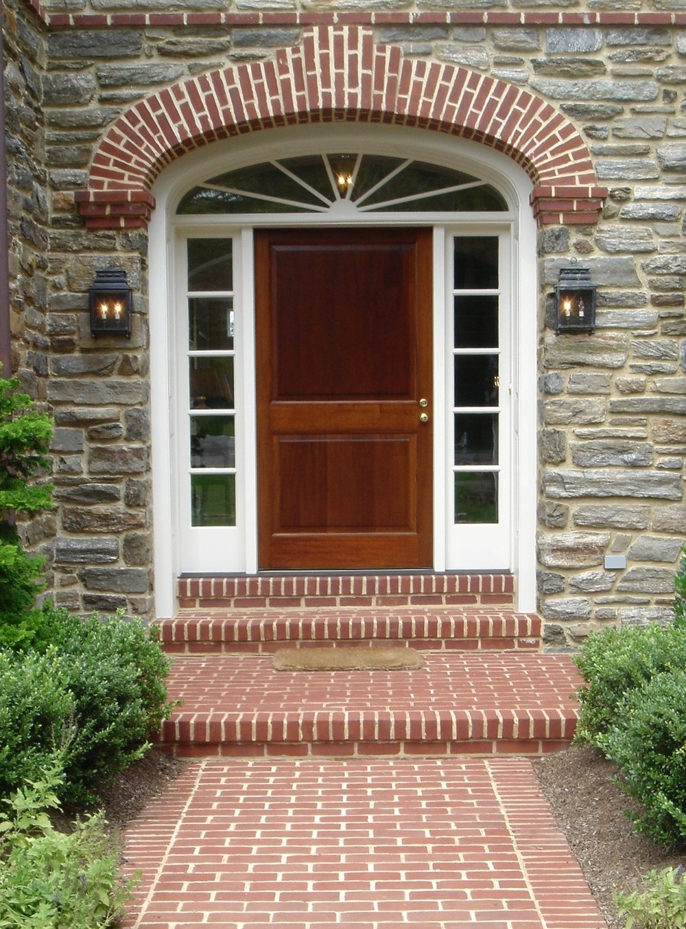 Brick Stone Entrance.JPG