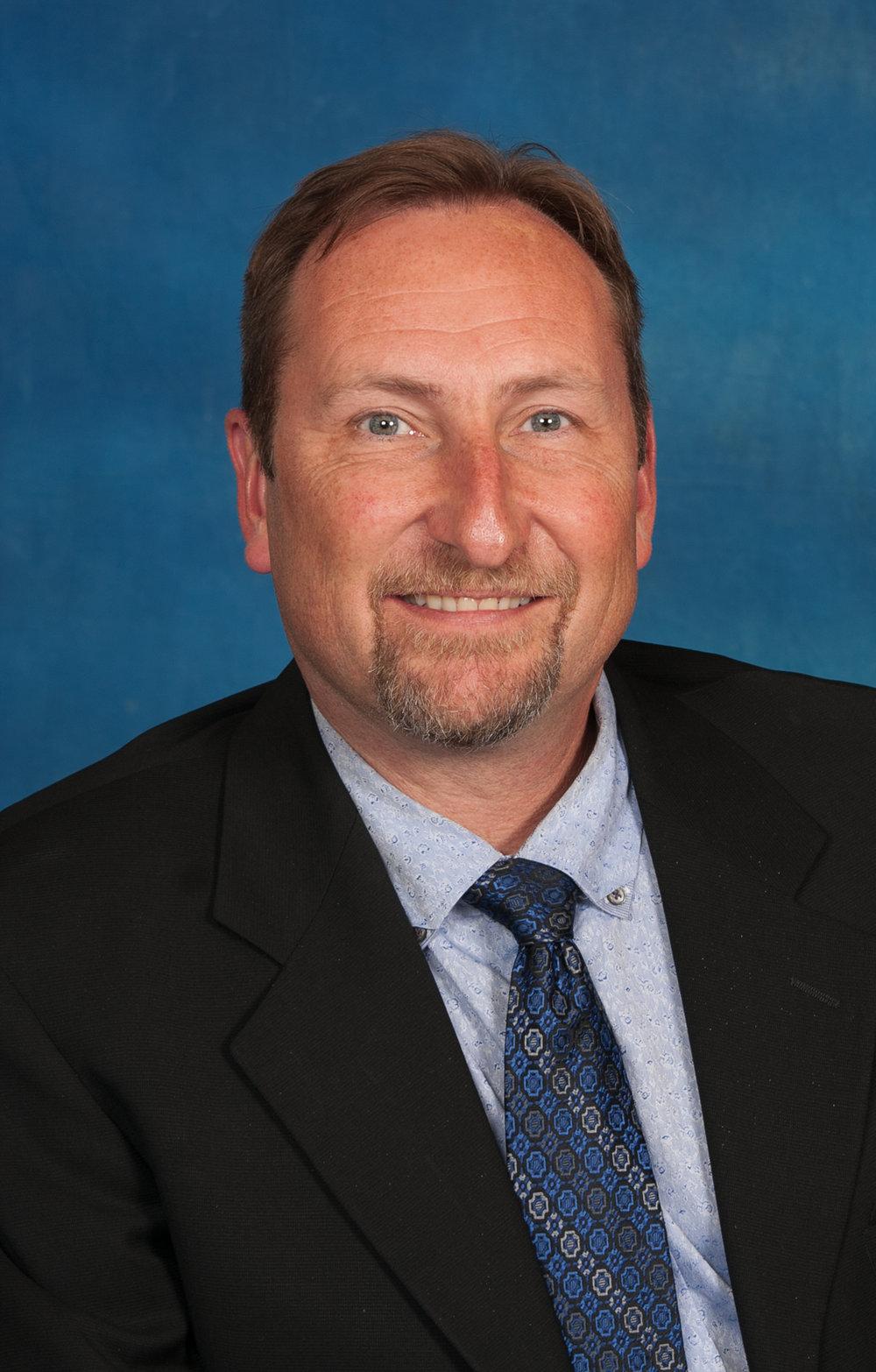 Dr. Daniel Burkhead President Elect