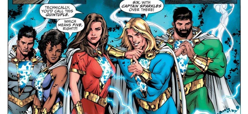 Shazam! - DC Comics
