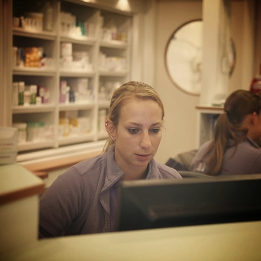 Bianca van EijkParaveterinair, praktijkondersteuning, Pet Travel Clinic. -