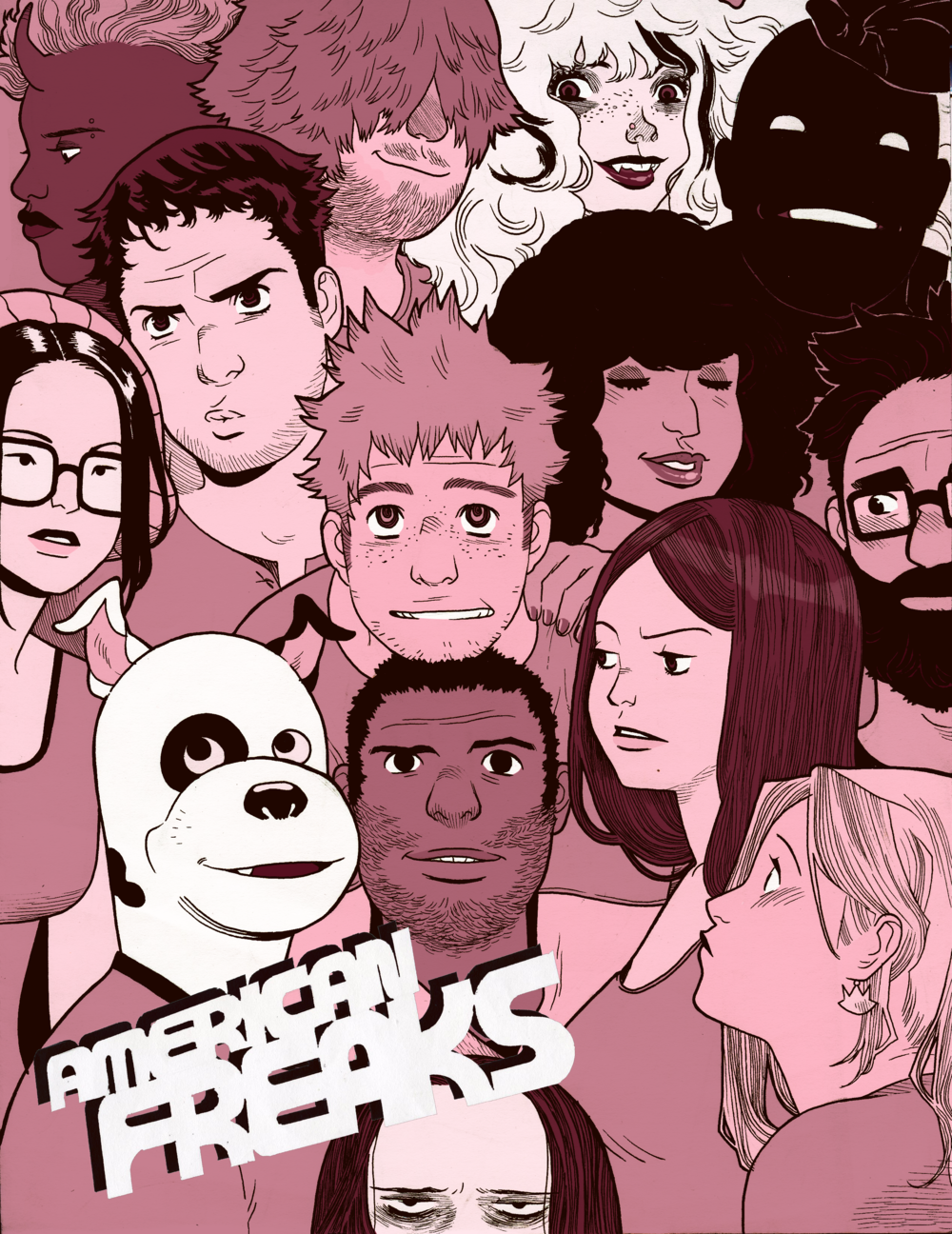 American Freaks Poster.png