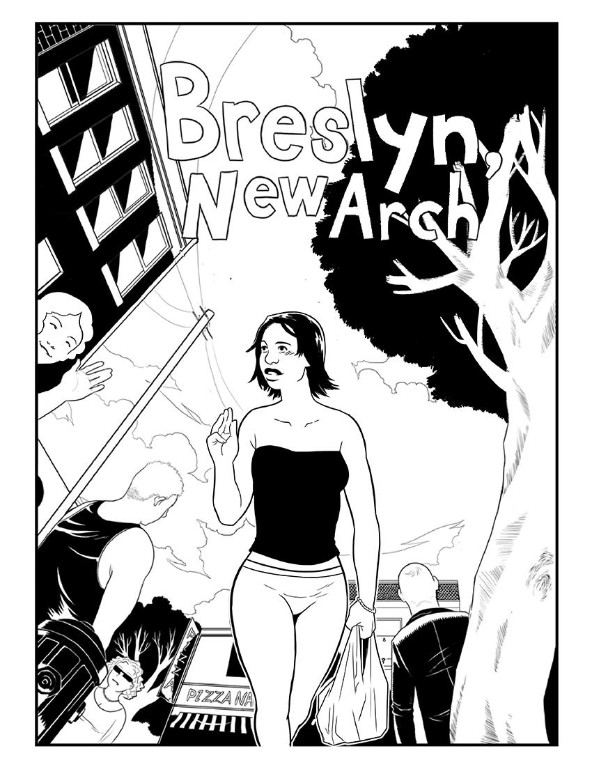 Breslyn, New Arch #1 (full issue)