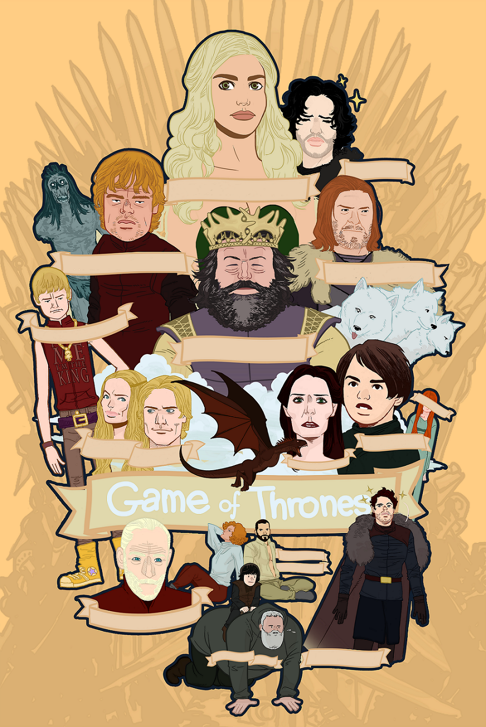 """Game of Thrones"", 2015"
