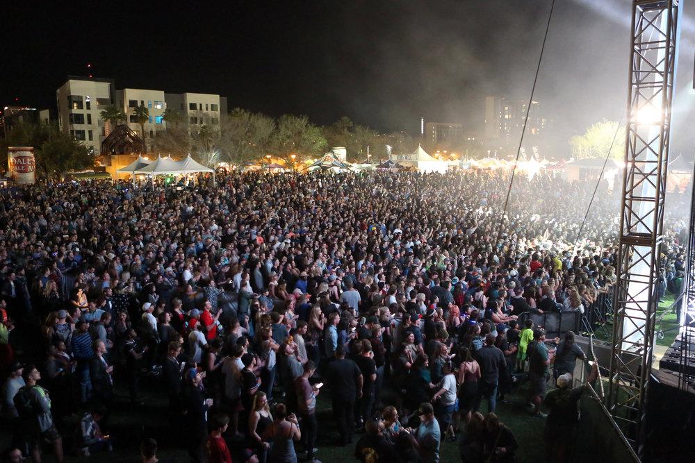 Mcdowell mountain music festival -