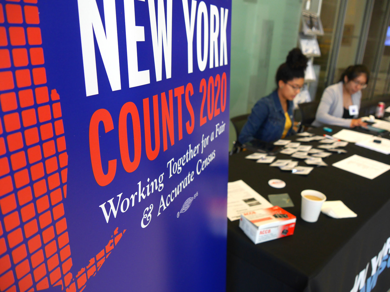 Statewide Conference On Census Draws More Than 200 Diverse