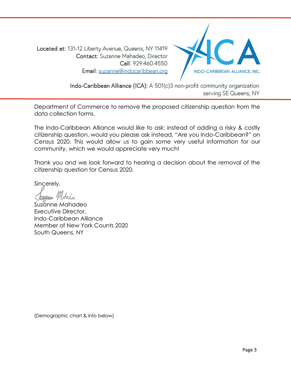 Indo-Caribbean Alliance (ICA) - Census 2020 Public Comments Letter-3.jpg