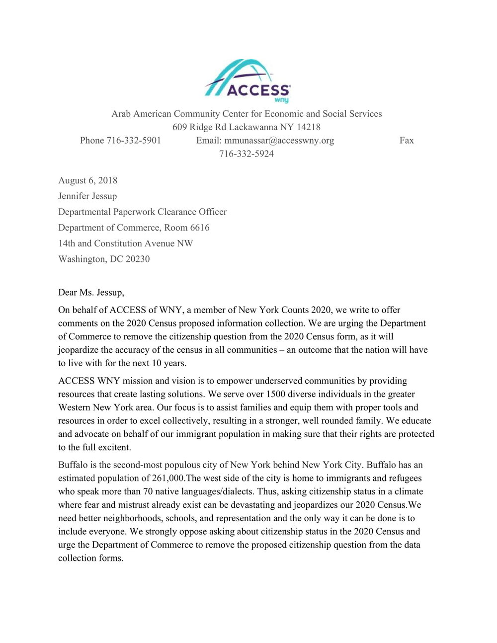ACCESS WNY public comments for US Census 2020-1.jpg